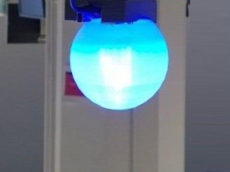 Automated Night Light