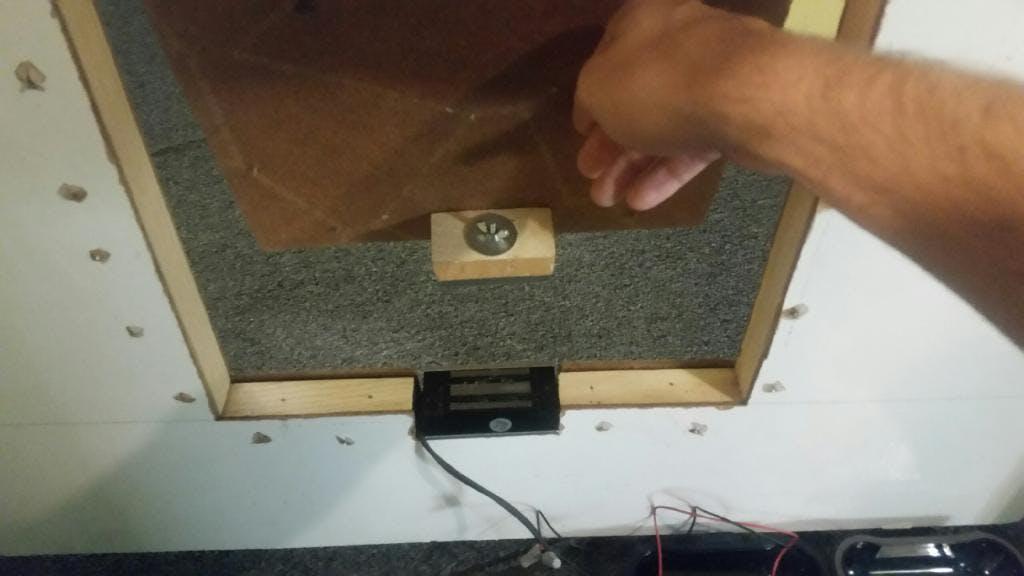 Final Door Flap System