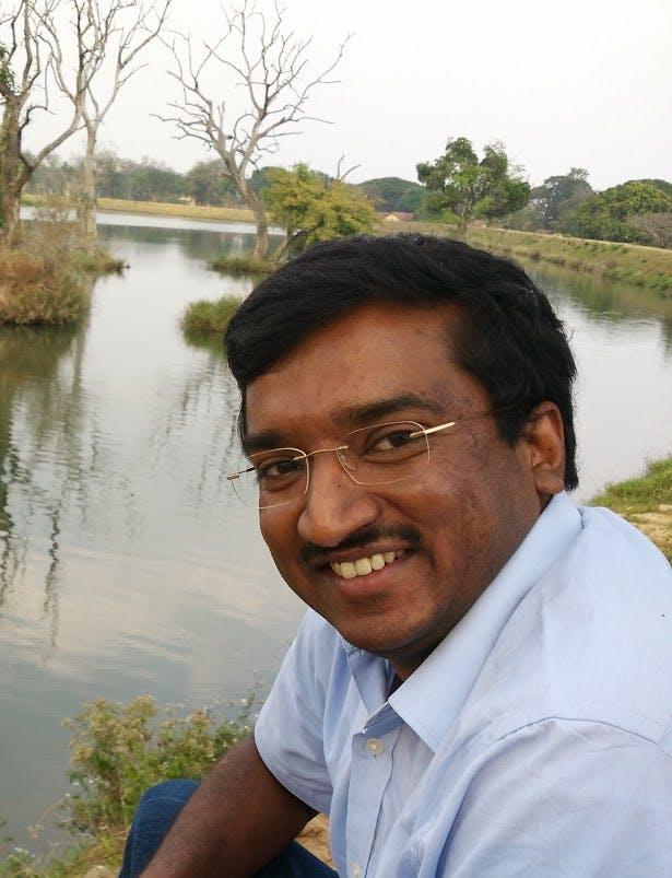Ashwin K Whitchurch