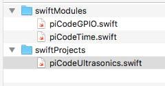 HC-SR04 Ultrasonic Measurement with Swift - Hackster io