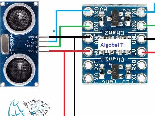 Connect Ultrasonic Sensor to NodeMcu development board - Hackster io