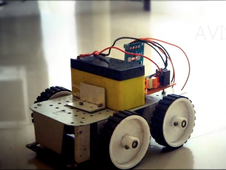 DIY Remote Control Car: The Best RC Car Tutorial - Hackster io