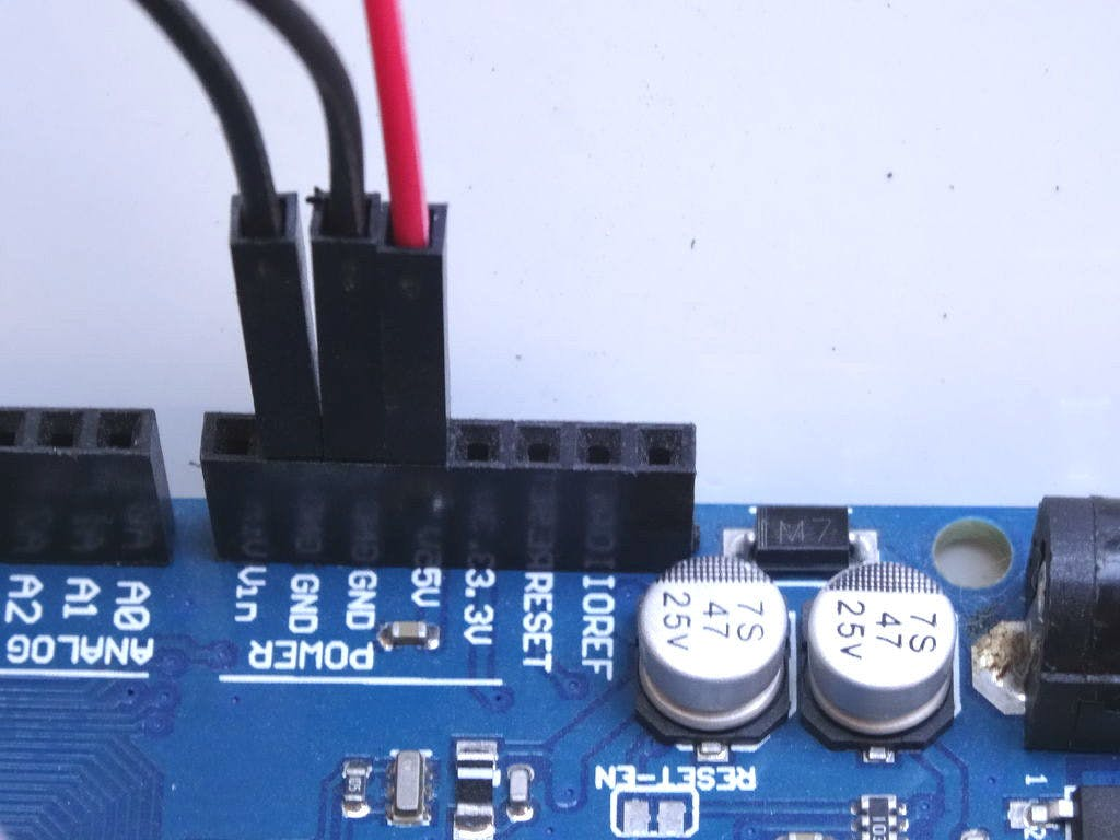 Connect Ad7606 8 Channel 16 Bit Adc In Parallel Mode The Project Is A Simple 12bit 8channel Analog To Digital Converter