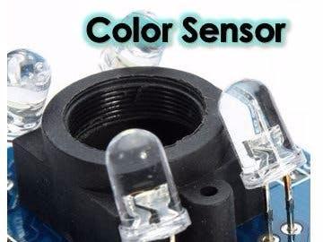 Color Sensor GY-31