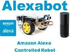 Alexabot: Amazon Alexa Controlled Robot With Raspberry Pi