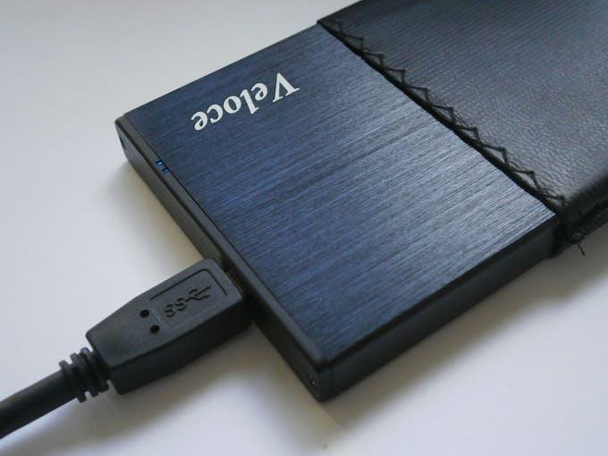 how to turn usb into hard drive