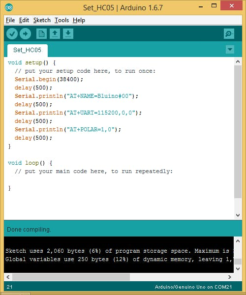 Upload Sketch Arduino over Bluetooth using Android - Arduino