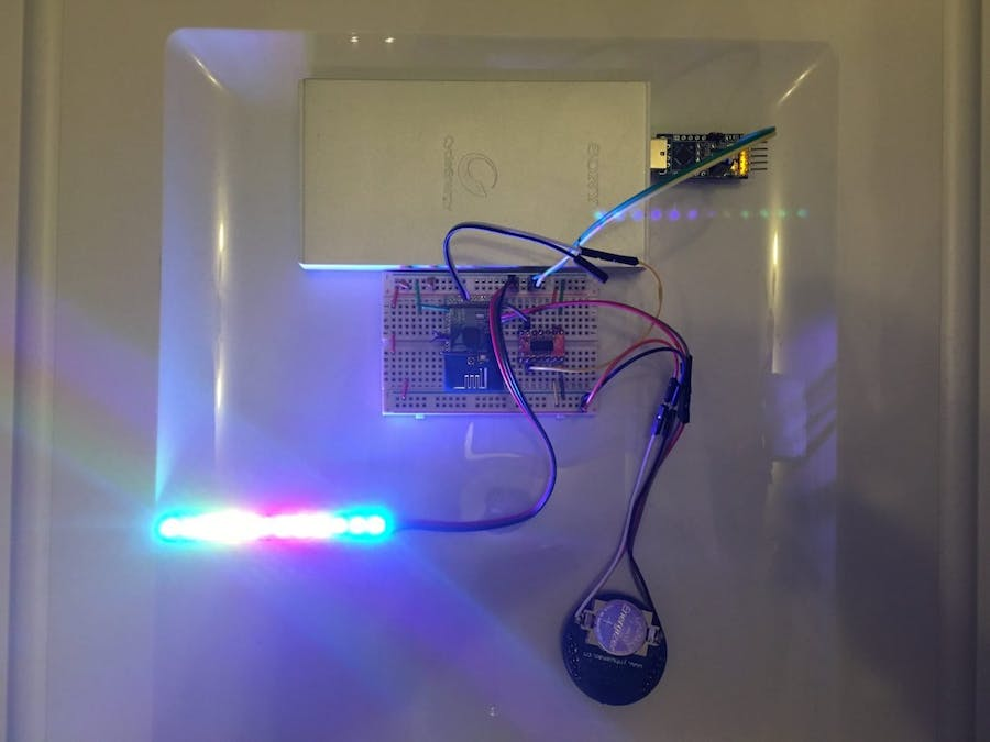 Bluetooth controlled LED light strip - Part 1 of 2 - Hackster io
