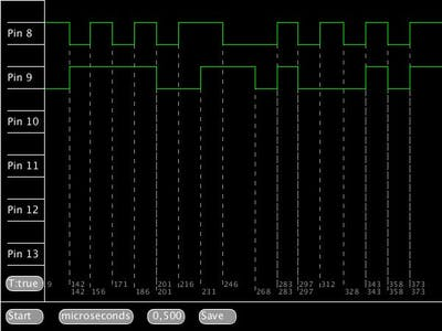 DIY Logic Analyzer
