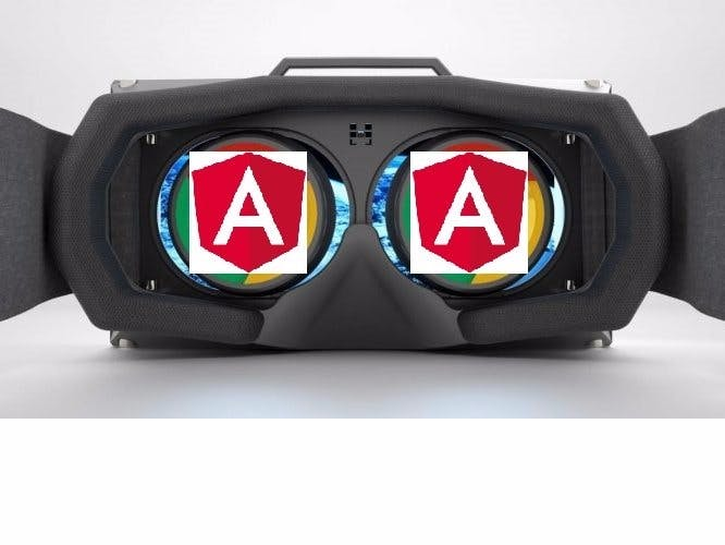 Virtual Reality - Angular Aframe 2 Starter