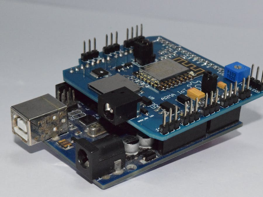 IoT Shield for Arduino