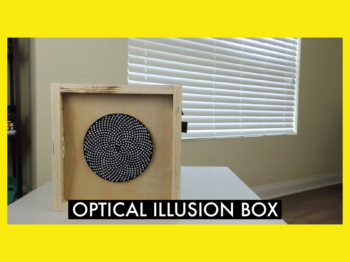 Optical Illusion Box