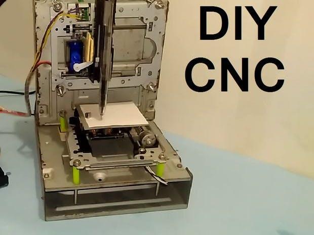 Arduino Based Mini CNC 2D Plotter - Hackster io