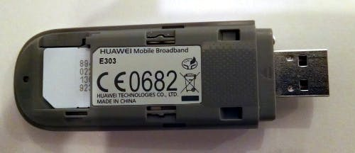 Connect BeagleBone Black to Cellular with Huawei E303 Modem