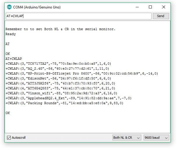 Configuring the ESP8266 Using an Arduino - Hackster io
