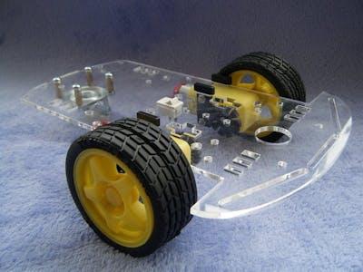 Walabot Autonomous Metal Detector