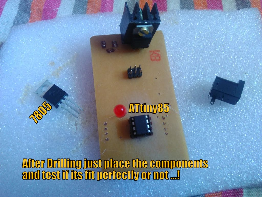 A Complete Guide To Build Your Own Attiny85 Project Pcb Buzzer Beeper Circuit Circuits Caroldoey