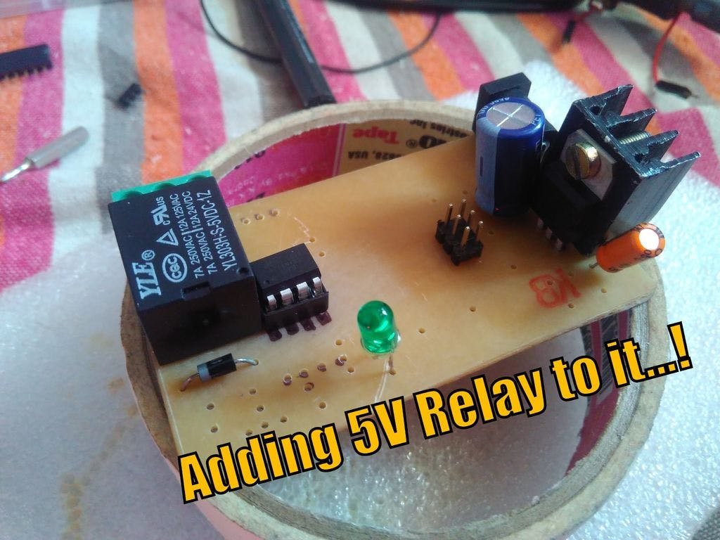 A Complete Guide To Build Your Own Attiny85 Project Pcb Pic Software Designer Circuit Microchip Ic Programmer