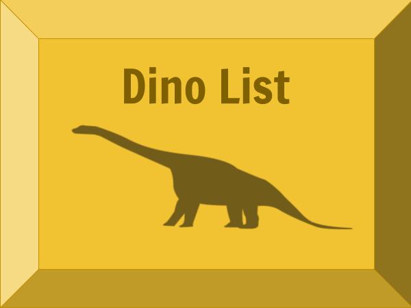 Dino List