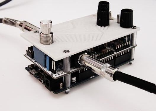 Arduino DUE Programmable Guitar Pedal