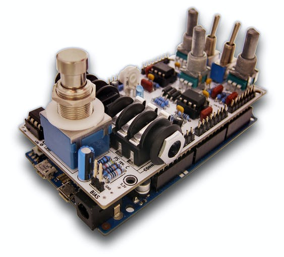 arduino due programmable guitar pedal. Black Bedroom Furniture Sets. Home Design Ideas