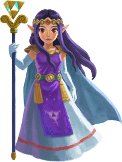 Princess Hilda: Zelda Link Between Worlds