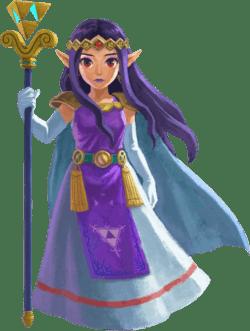 Princess Hilda: Zelda Link Between Worlds