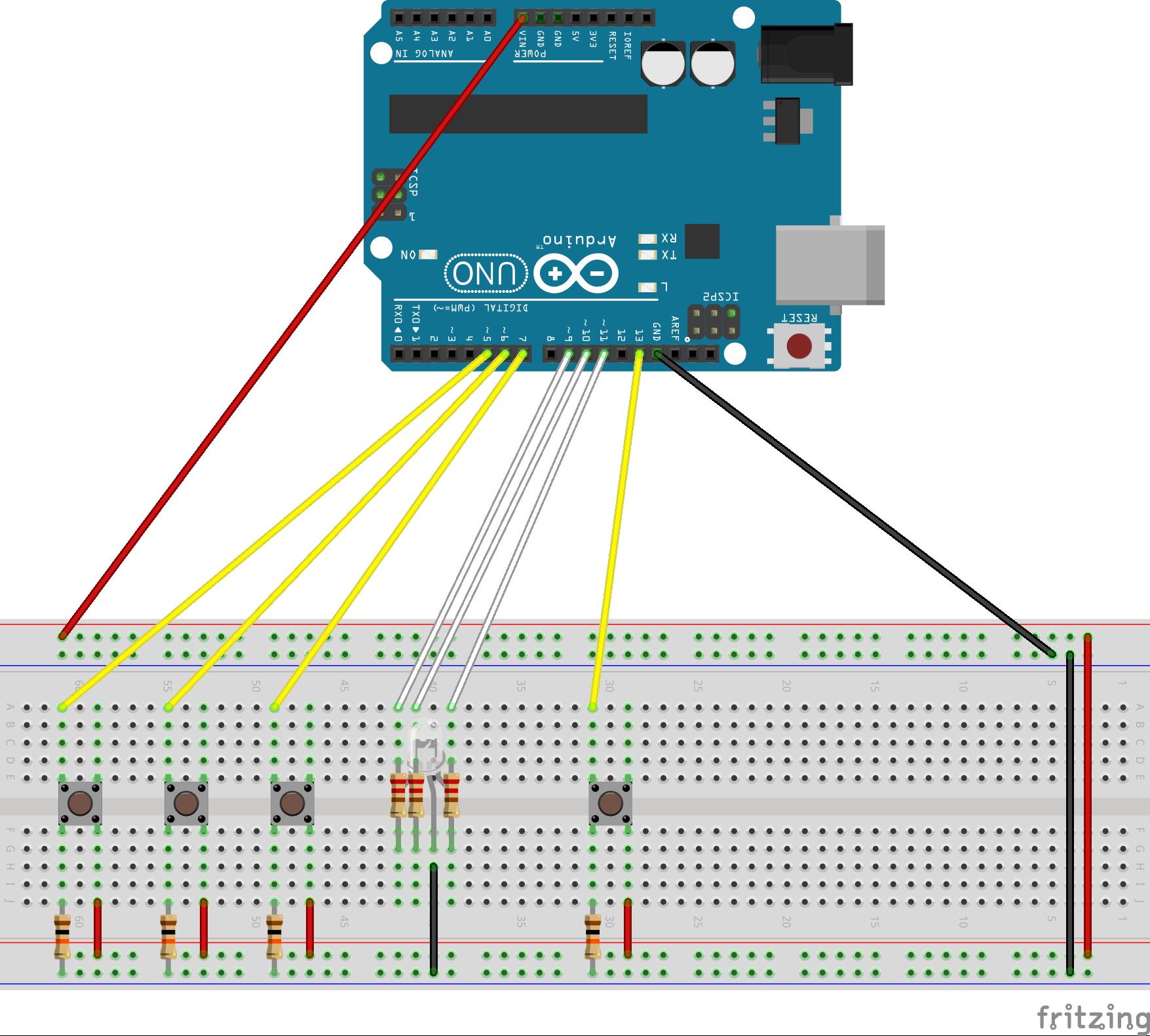 Rgb Led Button Controller Pwm Circuit Michiddelkl2ktcofx98