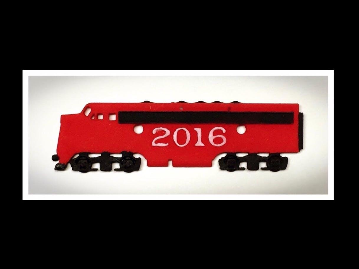 F7 Locomotive 2016