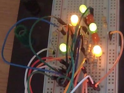 Christmas Tree With Arduino