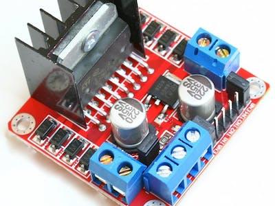 L298N Motor Module Service