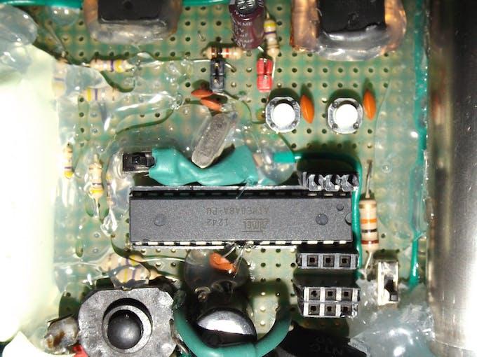 Atmega 8A Arduino NG