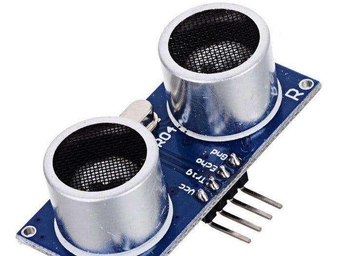 HC-SR04 Distance Sensor Service