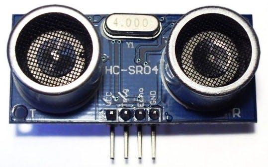 HC-SR04 Distance Sensor