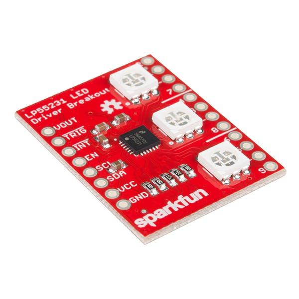 SparkFun LED Driver Breakout - LP55231