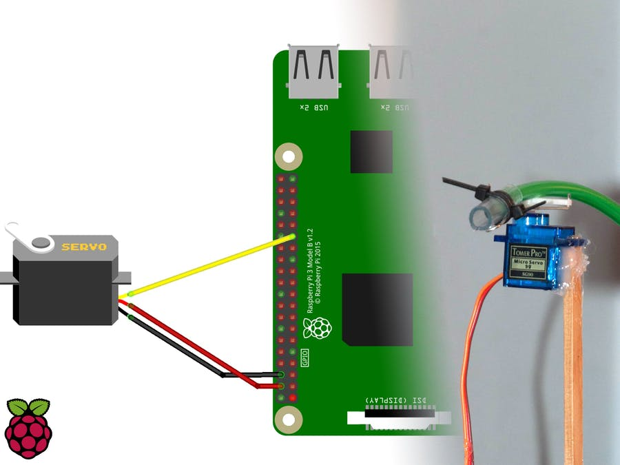 Fantastic Raspberry Pi Software Pwm Servo Windows Iot C Hackster Io Wiring 101 Orsalhahutechinfo