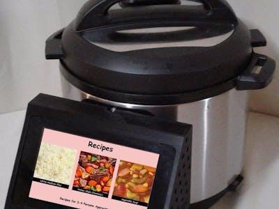 Automatic Pressure Cooker