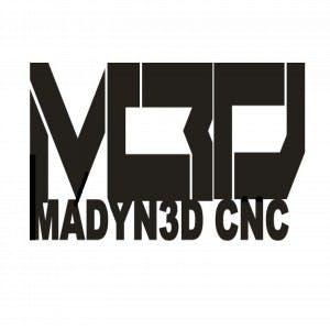 Madyn3D_CNC