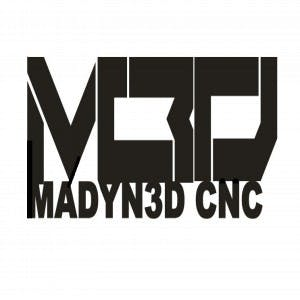 Madyn3d cnc