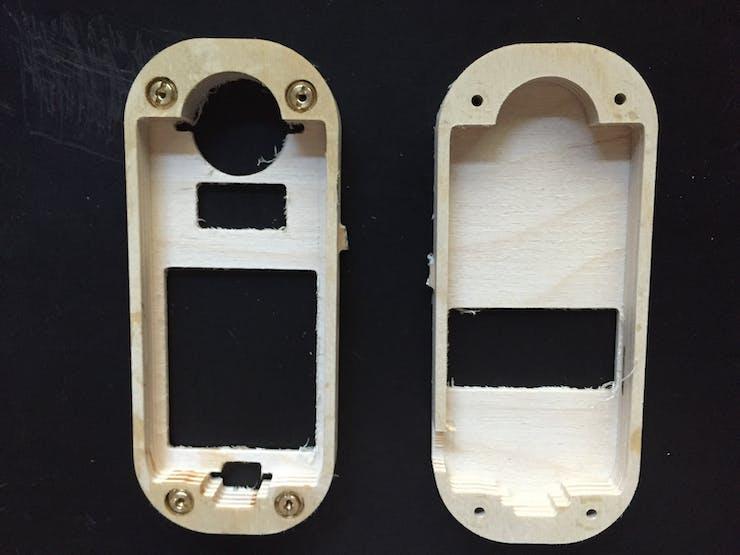 "DieselPunk Case - ""Almost""  Final Concept"