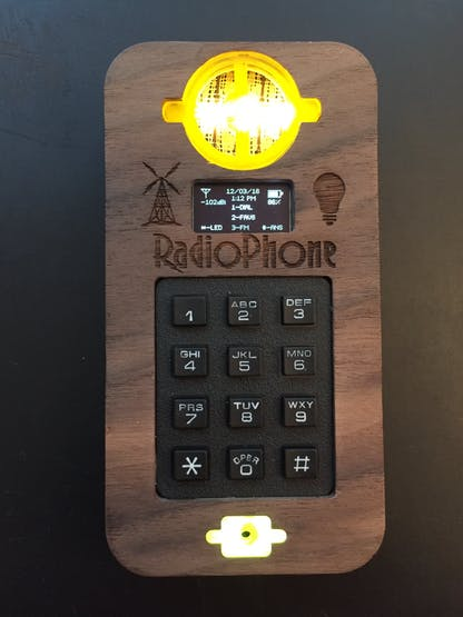 DieselPunk Cellphone - Build Completed