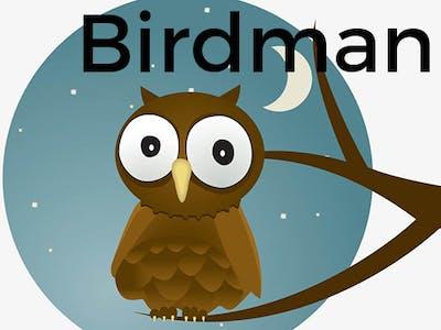 BirdMan - The One Stop Bird Finder