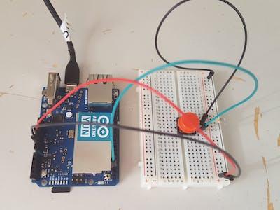 Controlling a Philips Hue via a Arduino