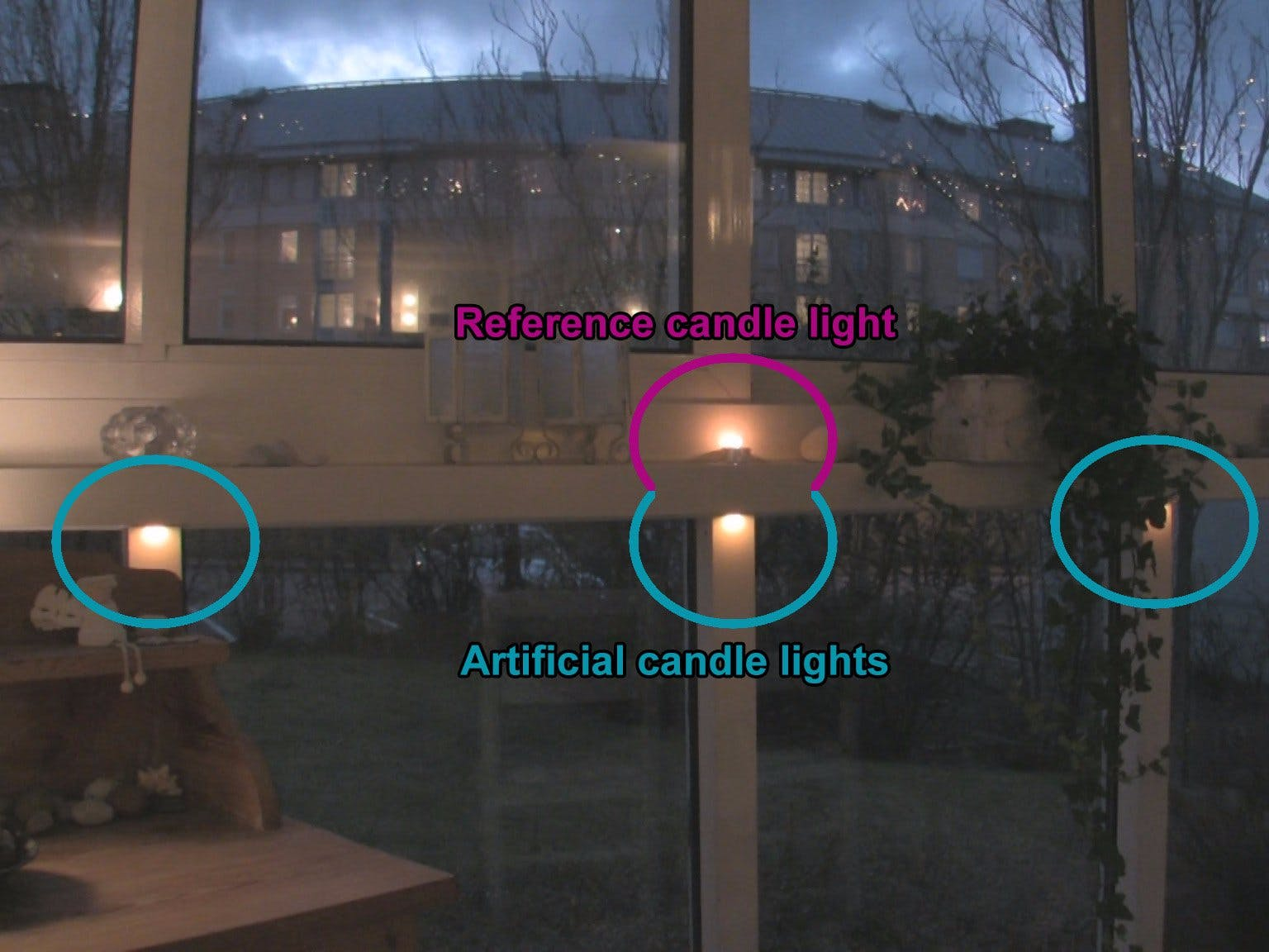 Arduino Controlled Artificial Candle Lights