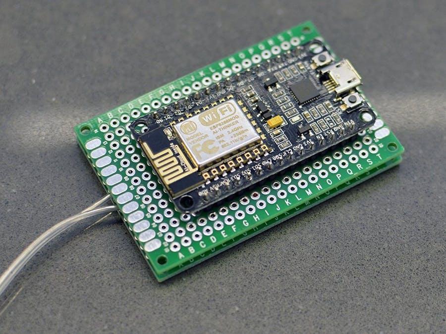 Alexa Voice Control Lights With Nodemcu Hackster Io