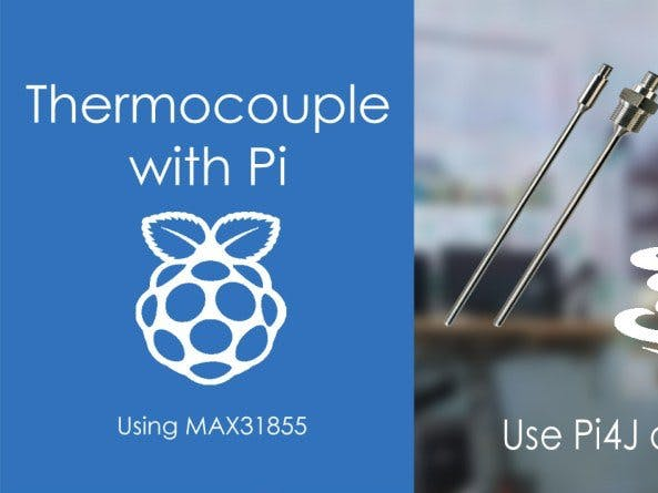 Thermocouple Interface using MAX31855 to Pi
