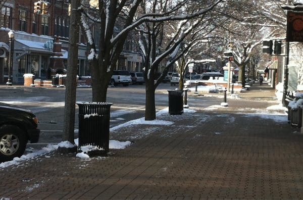 Downtown Snowmelt