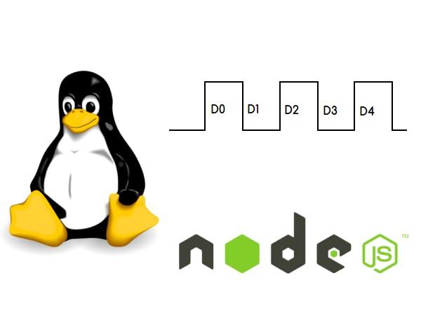 UART Use-case in Node.js