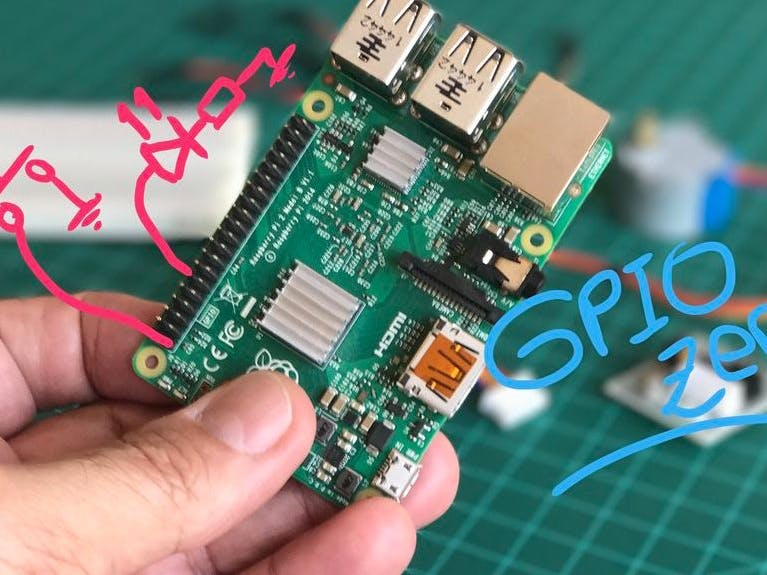 Playing with Electronics: RPi GPIO Zero Library Tutorial