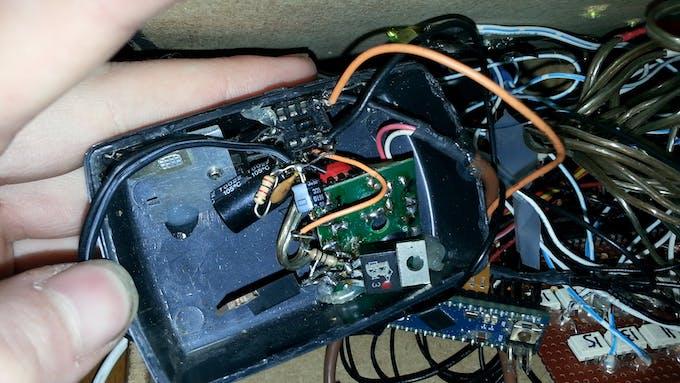 EL power supply and control